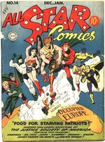 All-Star Comics # 14