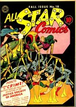 All-Star Comics # 18