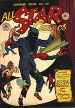 All-Star Comics # 25
