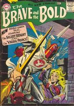 The Brave and The Bold # 20