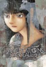 Les Lamentations de L'Agneau 3 Manga
