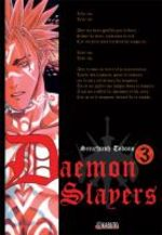 Daemon Slayers 3 Manga