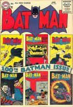 Batman 100 Comics