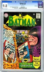Batman 173 Comics