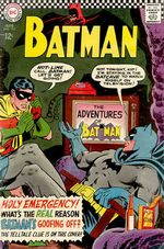 Batman 183 Comics