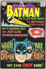 Batman 184 Comics