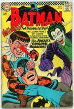 Batman 186