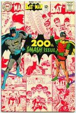 Batman 200 Comics