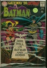 Batman 202 Comics