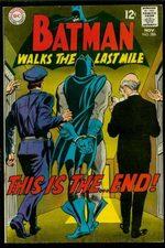 Batman 206 Comics