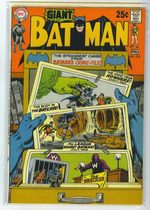 Batman 218 Comics