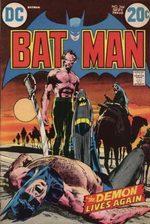 Batman 244 Comics