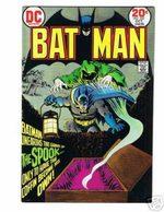 Batman 252 Comics