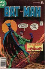 Batman 292 Comics
