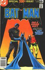 Batman 300 Comics