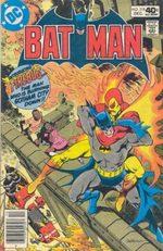 Batman 318
