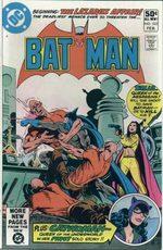 Batman 332 Comics