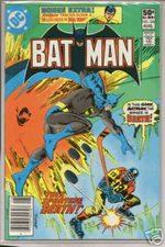 Batman 338 Comics