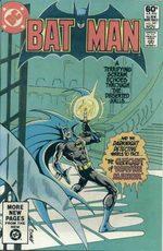 Batman 341 Comics
