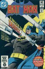 Batman 343 Comics