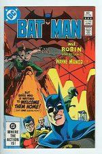 Batman 348 Comics