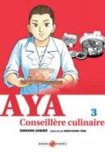 Aya, Conseillère Culinaire 3