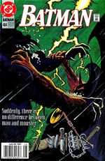 Batman 464 Comics