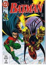 Batman 488 Comics