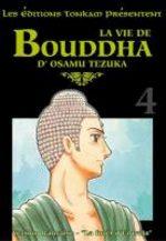 La vie de Bouddha 4 Manga