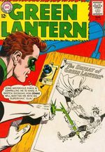 Green Lantern # 19