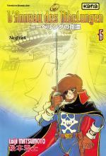 L'Anneau des Nibelungen 6 Manga