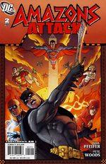 Wonder Woman - Amazons Attack 2