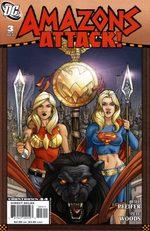 Wonder Woman - Amazons Attack 3