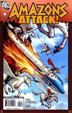 Wonder Woman - Amazons Attack 4