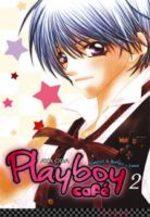 Playboy Café 2 Manga
