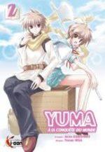 Yuma à la Conquête du Monde 2 Manga