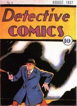 Batman - Detective Comics # 6