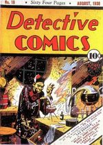 Batman - Detective Comics # 18