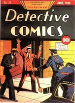 Batman - Detective Comics # 28