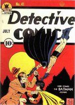Batman - Detective Comics 41