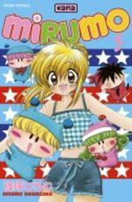 Mirumo 5 Manga