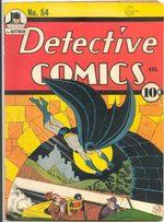 Batman - Detective Comics 54