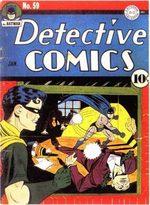 Batman - Detective Comics 59