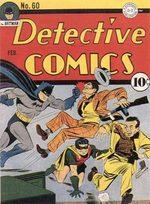 Batman - Detective Comics 60