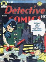 Batman - Detective Comics 61