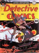 Batman - Detective Comics 70