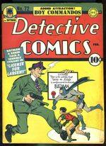 Batman - Detective Comics 72