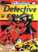 Batman - Detective Comics 73