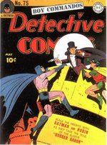 Batman - Detective Comics 75