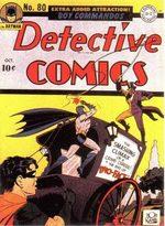 Batman - Detective Comics 80